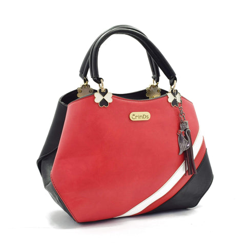 Crinds designer Big Red Duffle bag Men Women Ladies Girls Handbags
