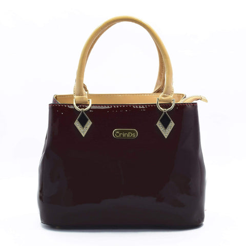 Crinds designer Cherry Shine Party Handbag Men Women Ladies Girls Handbags