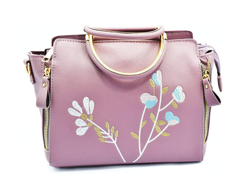 Crinds designer Detailed embroidered handbag Men Women Ladies Girls Handbags