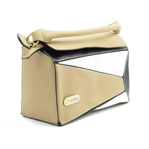 Crinds designer Flap Box Style Brown Sling Men Women Ladies Girls Handbags