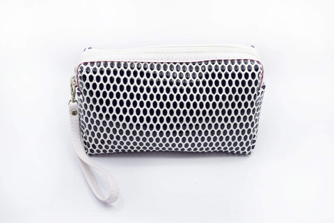 Crinds designer Polka Dots Texture Multi Purpose Pouch Men Women Ladies Girls Pouch