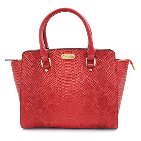 Crinds designer Red Wild Feminine Large Bag Men Women Ladies Girls Handbags