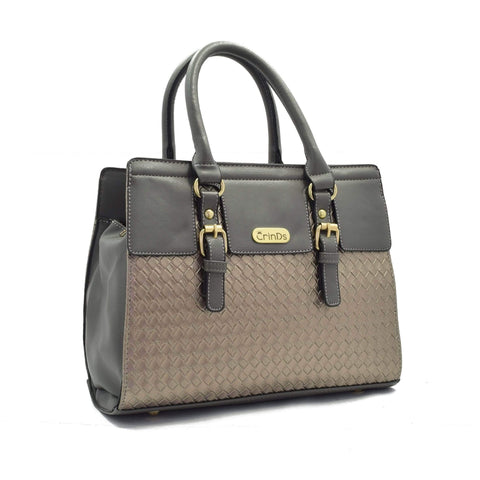 Crinds designer Royal Textured Big Handbag Men Women Ladies Girls Handbags