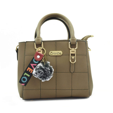Crinds designer Square Design Small Handbag Men Women Ladies Girls Handbags