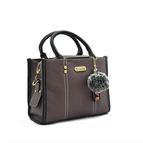 Crinds designer Tredy Multi compartment Men Women Ladies Girls Handbags