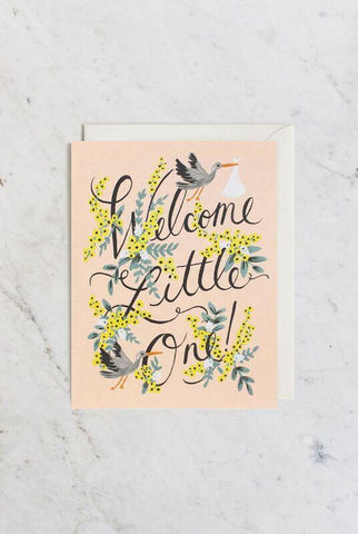 RIFLE PAPER CO - SINGLE CARD - TOUCAN BIRTHDAY
