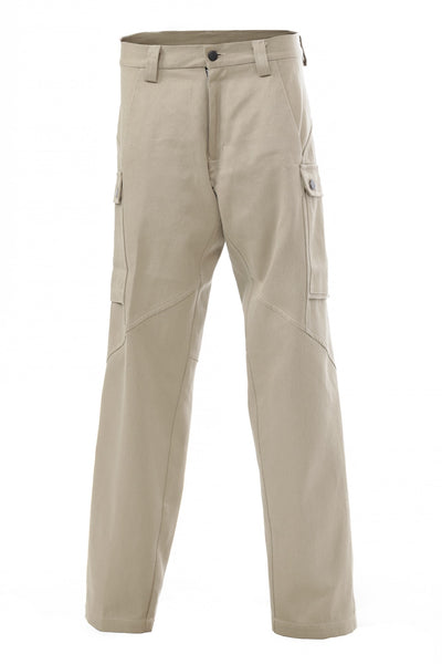 Cargo Pants, Desert Taupe Brown.
