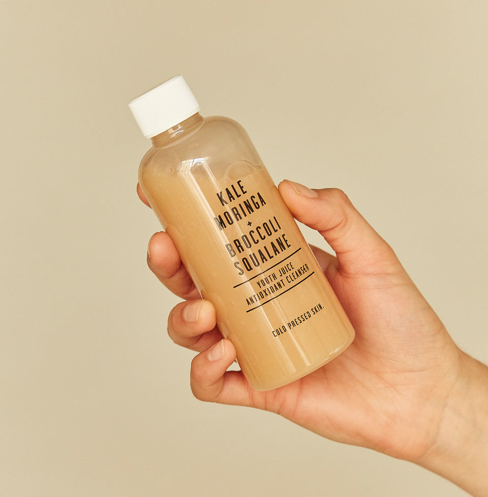 Cold Pressed Skin Youth Juice Antioxidant Superfood Cleanser - THE SKIN CO.