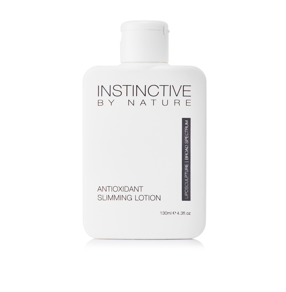 Instinctive by Nature Antioxidant Slimming Lotion | Liposculpture | Broad Spectrum - THE SKIN CO.