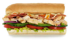 Chicken & Bacon Ranch Melt - Deliver Me Home Delivery
