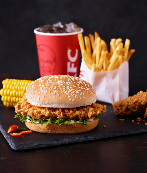 Wicked Zinger Tower Box Meal