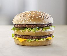 Big Mac Meal - Deliver Me Home Delivery