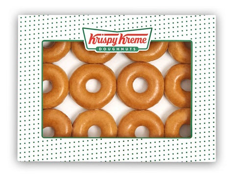 ORIGINAL GLAZED DOZEN