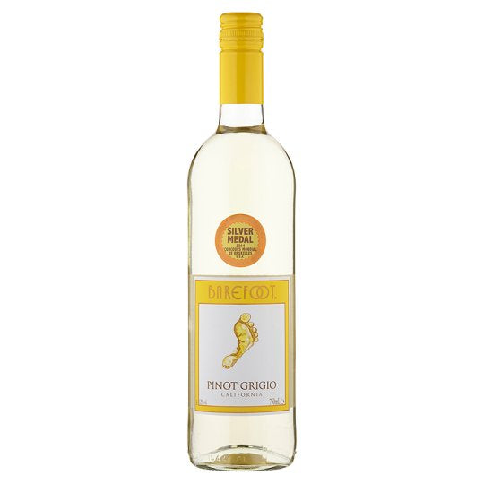 Barefoot Pinot Grigio 75Cl - Deliver Me Home Delivery