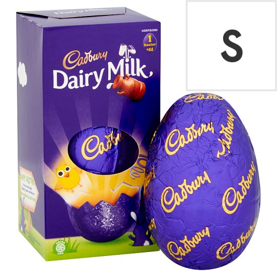 Cadbury Dairy Milk Small Easter Egg 72G