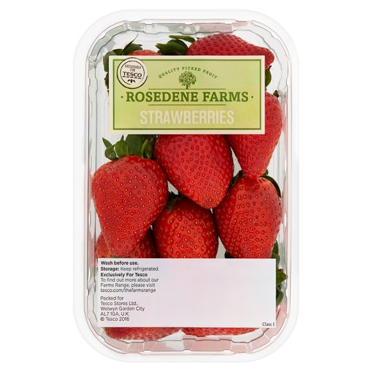 Rosedene Farms Strawberries 227G