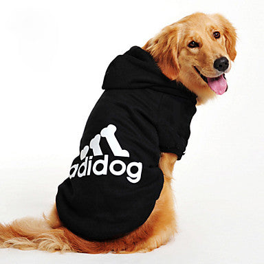 Big Adidog Hoodies