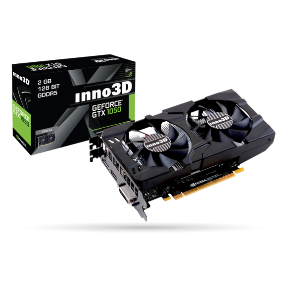INNO3D GEFORCE GTX 1050 2GB x2
