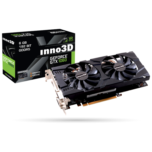 INNO3D GEFORCE GTX 1060 6GB x2