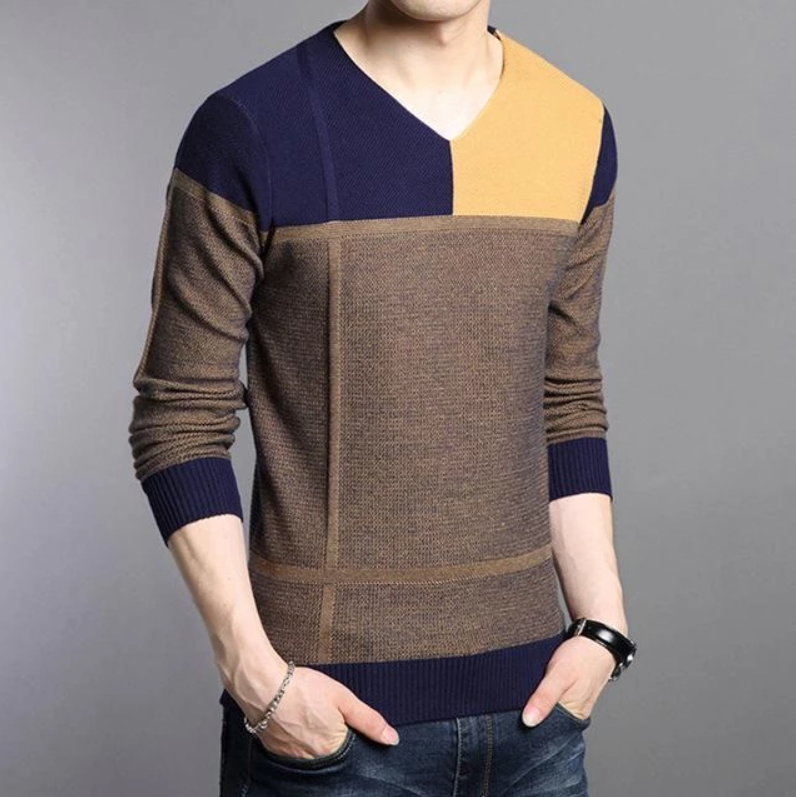 Premium Design Winter Mens Sweater (IN25)