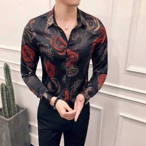Paushaak New Designer Slim Fit Shirt (PK201)