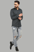 Paushaak New Designer Slim Fit Shirt (PKA13)
