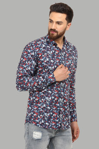 Paushaak New Designer Slim Fit Shirt (PKA14)