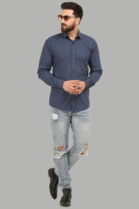 Paushaak New Designer Slim Fit Shirt (PKA15)