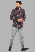 Paushaak New Designer Slim Fit Shirt (PKA16)