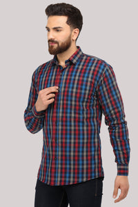 Paushaak New Designer Slim Fit Shirt (PKA22)