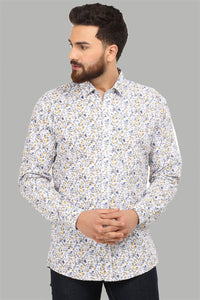 Paushaak New Designer Slim Fit Shirt (PKA24)
