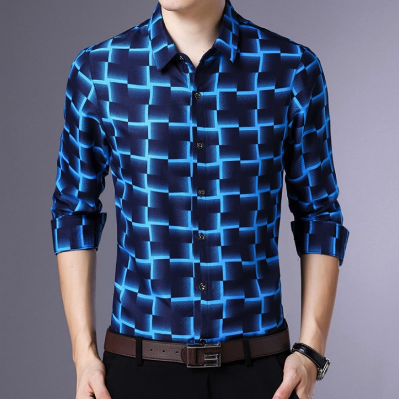Paushaak New Designer Slim Fit Shirt (PK004)