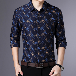 Paushaak New Designer Slim Fit Shirt (PK006)