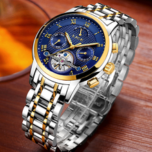 Premium Men's Gentleman Edition Luxury Watch (PK02)