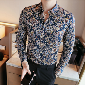 The Mens Wear New Designer Slim Fit Shirt (PK105)