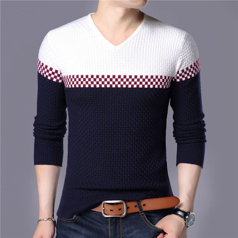 Trendy Mens Fashion Warm Sweater (IN011)