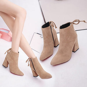 High Heel Boots - Courbee Boutique