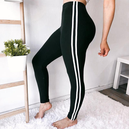 Plus Size Fitness Pants - Courbee Boutique