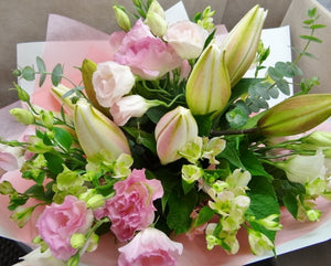 Pink / white Bouquet