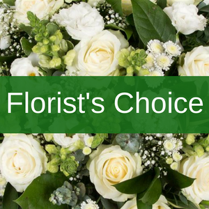 White Florist's Choice