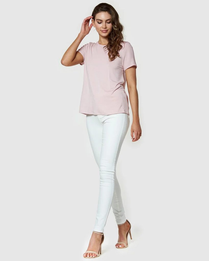 Amelius Niyah Top - Blush