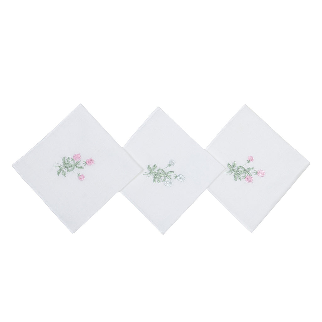 Linens and More Women's 3 Hankies