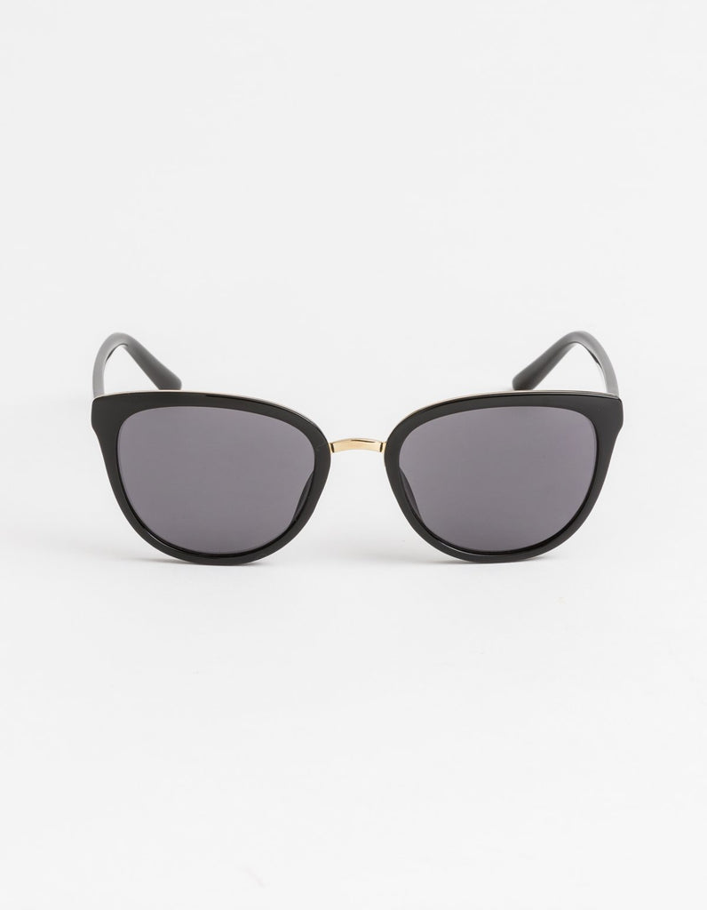 Stella + Gemma Sunglasses -  Ivy Black