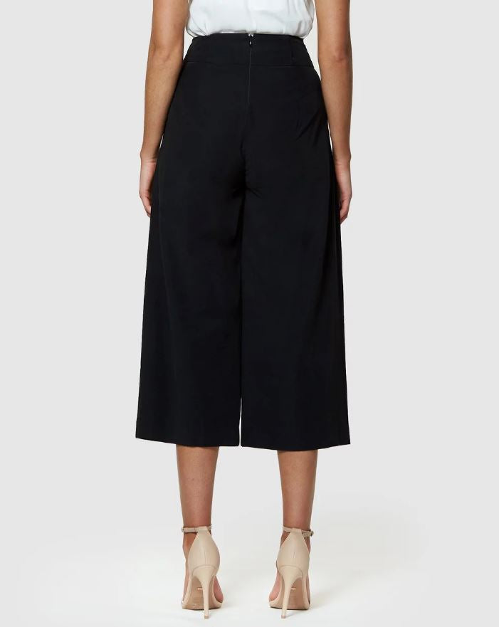Amelius Reeves Pant - Black