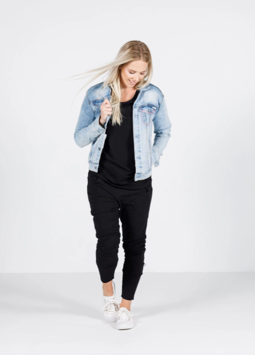 Home-lee Classic Denim Jacket