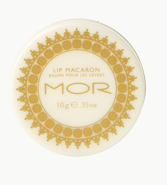 MOR Little Luxuries French Vanilla Lip Macaron