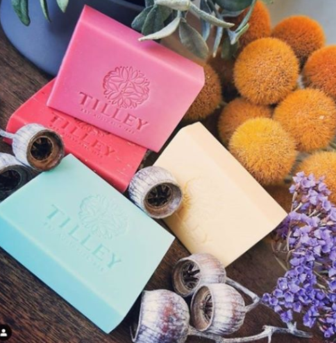 Tilley Soaps - Variety of 10