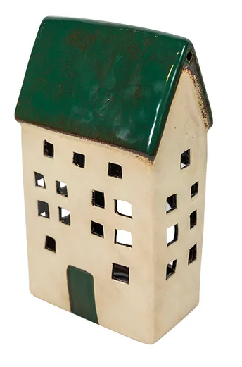 French Country Alsace Grande House Forest Green