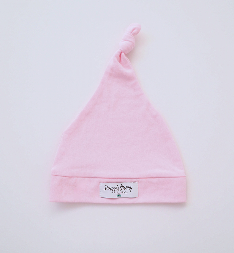 Snuggle Hunny Baby Beanie Baby Pink