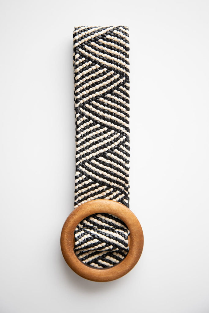 Stilen Belt Striped